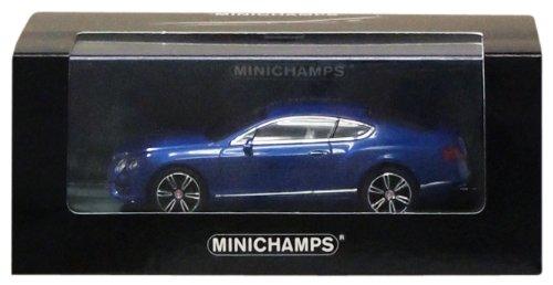 1/43 ベントレー コンチネンタルGT V8 2011 ブルーメタリック 436139982