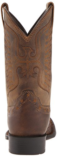 Western Honored Scarpe unisex Ariat Brown Distressed wPxEY1xtq