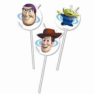 Procos - Vela para tartas Toy Story (71406)