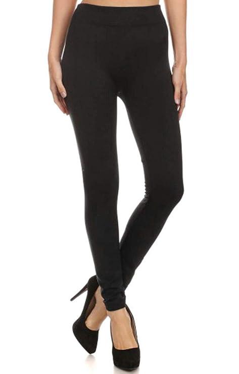 Amazon.com: ThunderCloud - Leggings para mujer elásticos ...