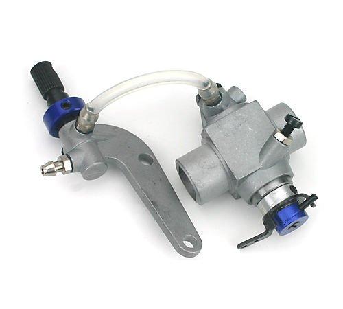 Carburetor Assy with Remote Needle Valve Assy: (Remote Needle Valve Engine)