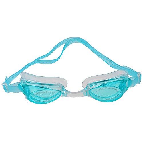pour protection étanche et des hommes des femmes natation lentilles à Vert avec des des uv l'aise OGOBVCK adultes goggle pc adolescents 0Pxqwt