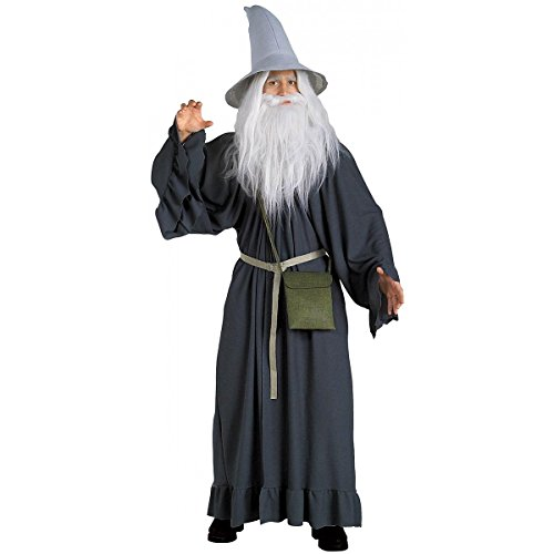 (Deluxe Gandalf the Grey Adult Costume -)