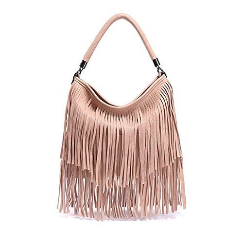 Tracolla Borsa Di Bag Mjfo Donna A Pink Borsette Totalizzatore Borse Donna Tote Per Marrone xaIwY8a