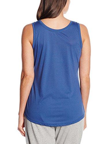 Intimuse, Top Deportivo para Mujer azul (navy)