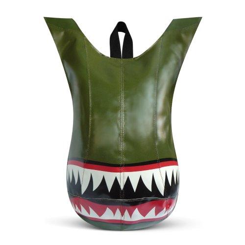 FLUOA - Bolso mochila  de sintético para mujer Multicolour
