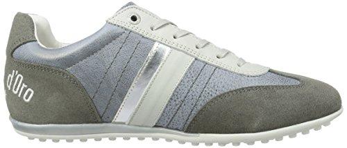 Pantofola d'Oro Imola Donne Low - Zapatillas de casa Mujer Grau (Gray Violet)
