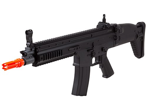 Palco Sports Airsoft - Model 200961 Fn Scar-L AEG Abs Body, Metal Gears/Gearbox- -