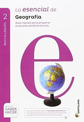 GEOGRAFÍA SERIE DESCUBRE 2 BTO SABER HACER - 9788483057575: Amazon.es: Vv.Aa.: Libros