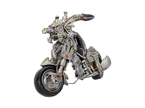 Dracus Birota Steampunk Dragon Motorcycle