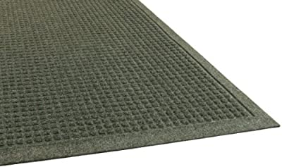 EcoGuard Indoor Wiper Floor Mat, Recycled Plactic and Rubber