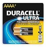 Standard Battery, AAAA, Alkaline, PK2