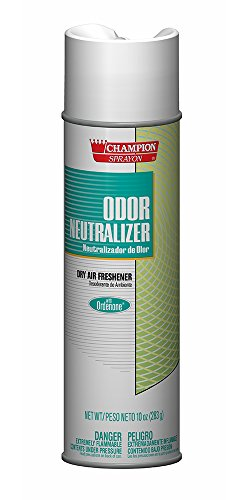 - Champion 5355 Sprayon Fry Air Freshener, Odor Neutralizer, 10 oz Aerosol (Pack of 12)