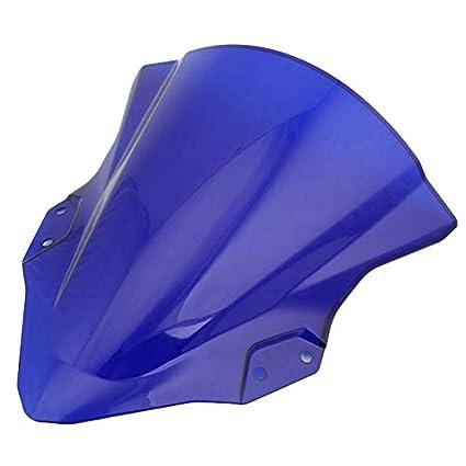 SODIAL Soporte de Pantalla de Parabrisas de Motocicleta para ...