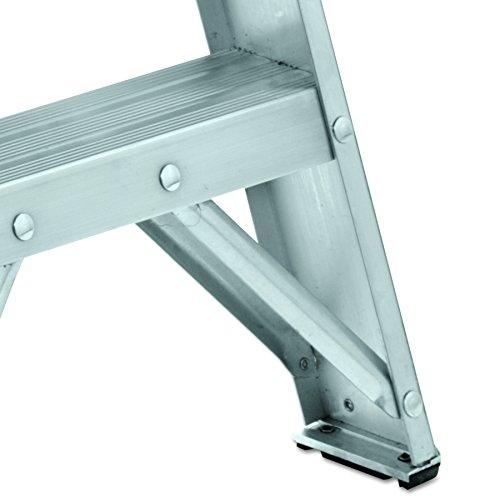 Louisville Ladder AS3002, Aluminum Stepladder, 300-Pound Capacity, 2-Foot by Louisville Ladder (Image #6)