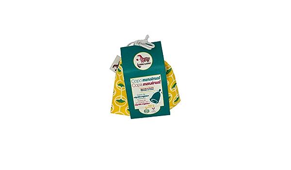 Lamazuna Copa Menstrual, Talla 2, Color Amarillo - 20 gr ...