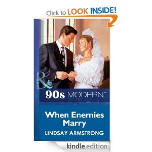 book cover of When Enemies Marry...