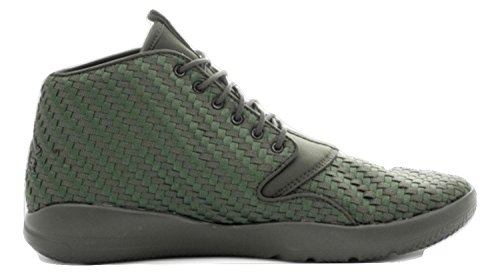 Nike Jordan Men's Jordan Eclipse Chukka Sequoia/Black Basketball Shoe 12 Men US by Jordan