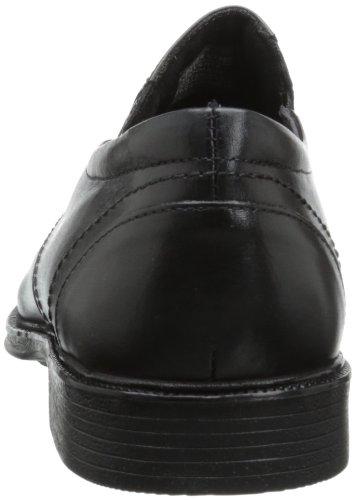 Nunn Bush Mens Plankington Slip-on Zwart