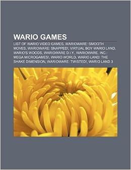 ... WarioWare: Snapped!, Virtual Boy Wario Land, Warios Woods, WarioWare D.I.Y.: Amazon.es: Source: Wikipedia: Libros en idiomas extranjeros