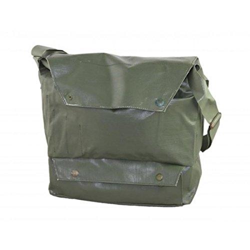 Czech Vinyl Gas Mask Bag