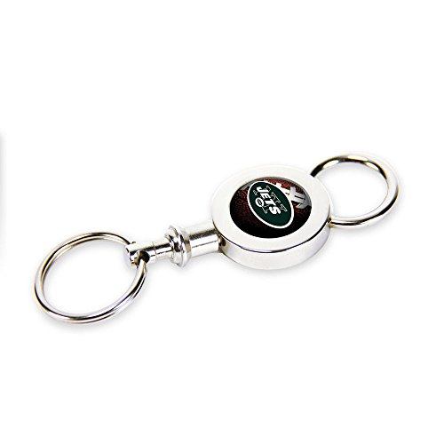 New York Quick Release Valet Key Chain (Lanyard York Mets New)
