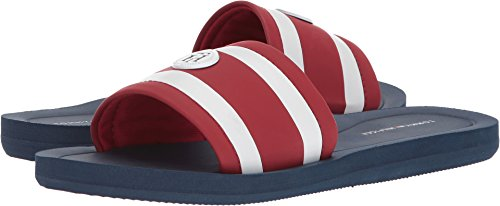 Tommy Hilfiger Womens Morey Rosso
