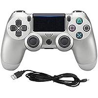 Handkontroll till Playstation 4, Silver