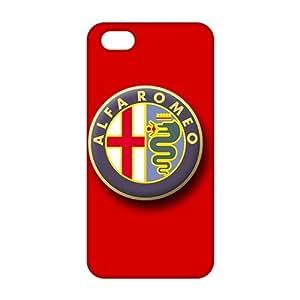 sigle alfa romeo 3D For SamSung Galaxy S5 Mini Phone Case Cover