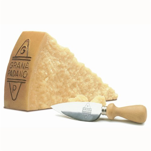 Italian Grana Padano Cheese, 2 Pound