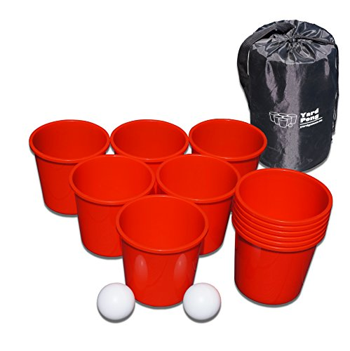 giant beer pong - 1