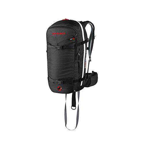 Mammut Lawinenrucksack Pro Removable Airbag, Black, 29 x 23 x 50 cm, 45 Liter, 2610-00641-0001-1045