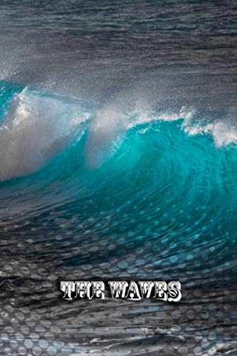 The Wave: Surf Notebook | Surfer Adventure Diary | Travelbook | Journal | Album | | 110 blank pages  | 6
