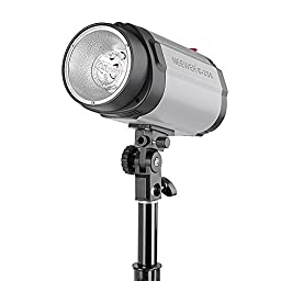 Neewer 250W Strobe/Flash Light for Studio, Location & Portrait Photography
