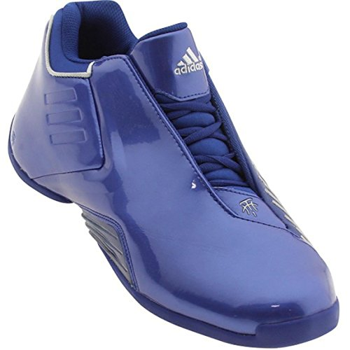 Adidas TMac 3 Mens Basketball Shoes 7.5 Collegiate Royal - Import ...