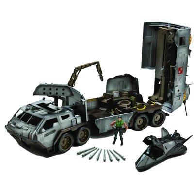 Gi Joe Bazooka (G.I. Joe R.O.C.C. (Rolling Operation Command Center))
