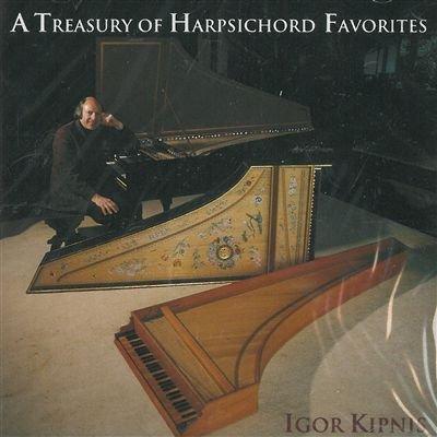 Treasury of Harpsichord