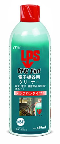 LPS 428-03116 CFC Free Electro Contact Cleaners, 11 fl. oz. Aerosol Can(Pack of 12)