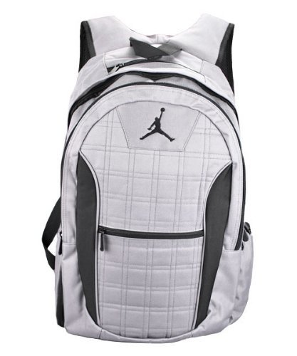 Jordan ''Grid'' 2-Strap Backpack - light graphite, one size by Jordan