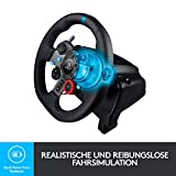 Logitech G29 Racing Wheel for PS3, PS4 and
