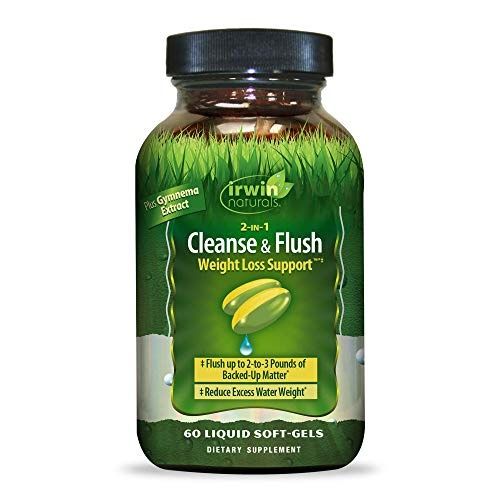 Irwin Natural 2-in-1 Cleanse