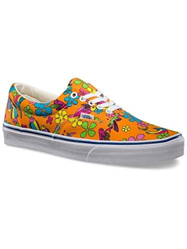 Vans Tijdperk Van Doren Oranje Zeewezens Canvas Mens Skateboarden-schoenen Vn-0zulfp2 Oranje Zeedieren