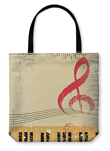 Canvas Bags Chords Piano - 9