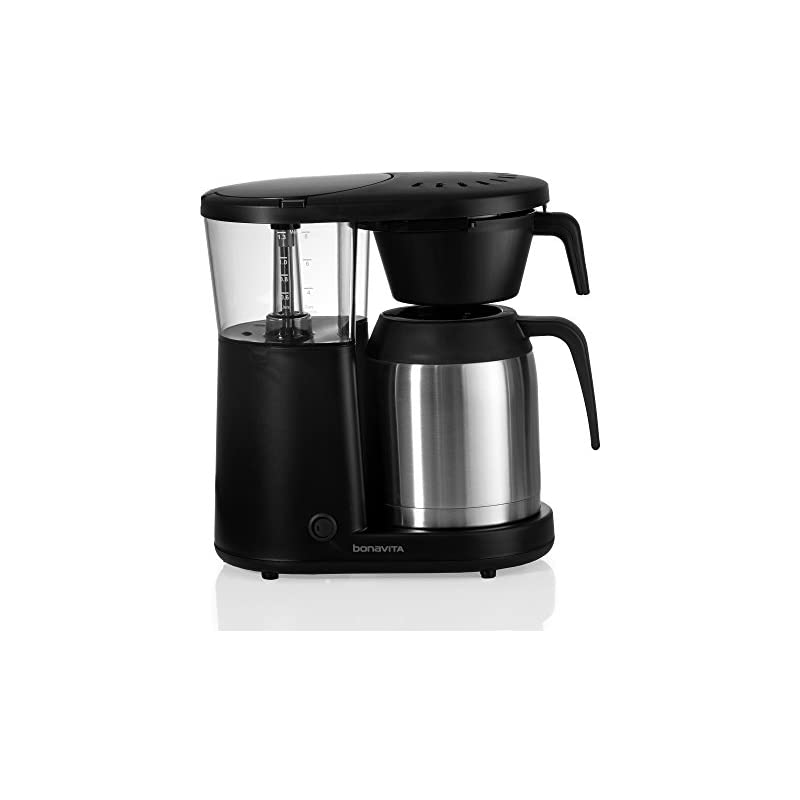 Bonavita 8-Cup One-Touch Coffee Maker Fe