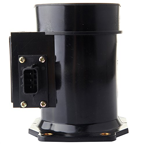 (OCPTY Mass Air Flow Sensor Meter MAF Replacement Fit for 1997-2001 Infiniti Q45 1996-1999 Infiniti I30 1995-1997 Infiniti J30 22680-31U05)