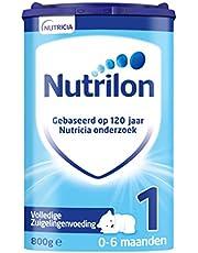 Nutrilon Volledige Zuigelingenvoeding 1 - vanaf 0 maanden - 800 gram - Flesvoeding