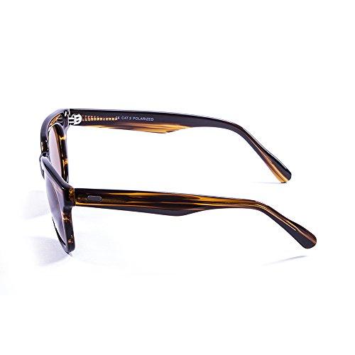 398b1d1e7422a6 ... Marron Lenoir Eyewear LE61000.3 Lunette de Soleil Mixte Adulte, Marron