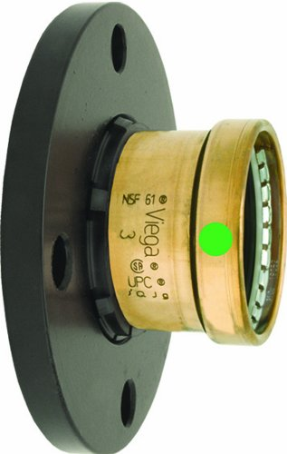 Copper Flange Adapter - 4