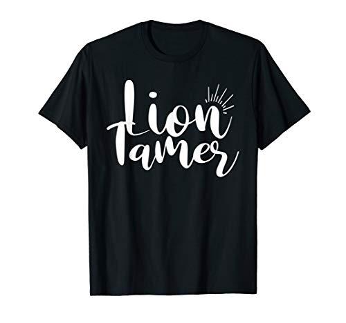Lion Tamer Circus Shirt]()