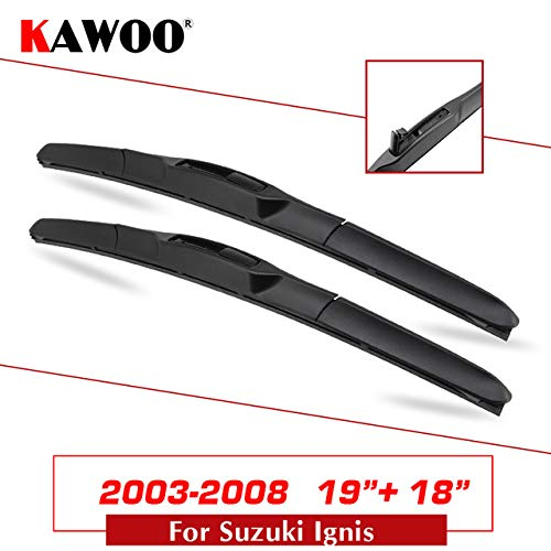 Wipers Hukcus For SUZUKI Ignis 19